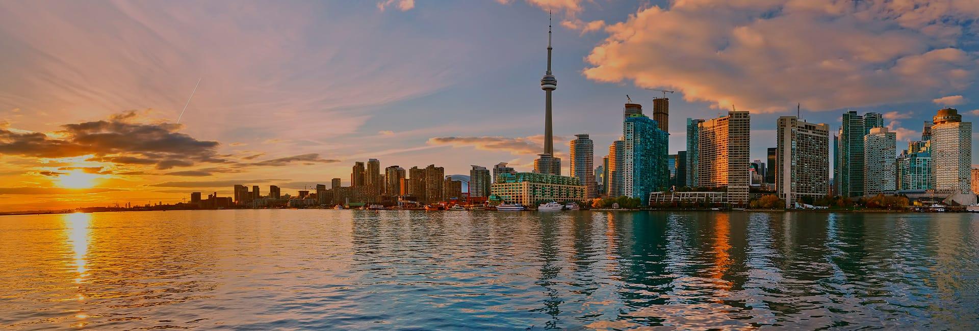 Toronto Island Canadá
